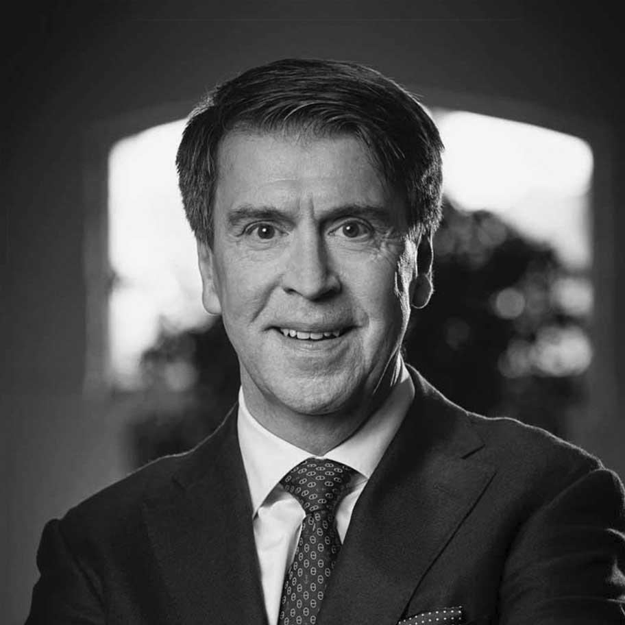 Eir Ventures Andreas Segerros portrait BW