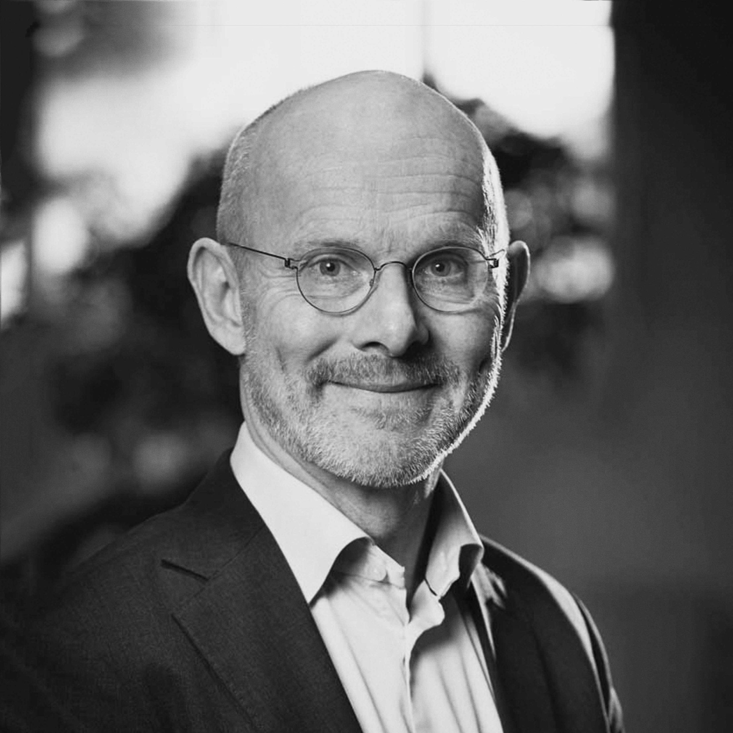 Eir Ventures Magnus Persson portrait BW